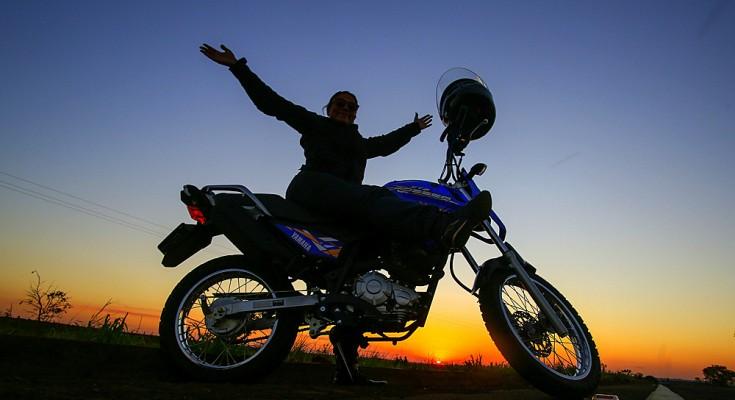 viagem de moto ao pantanal