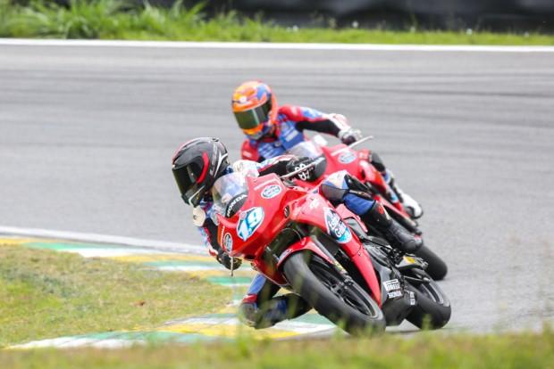 Copa Honda CBR 500R Teen | Vice: Guilherme Brito (#19)