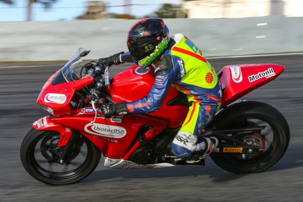 Yamaha R3 Cup | Vice: Rafael Gomes Traldi (#128)