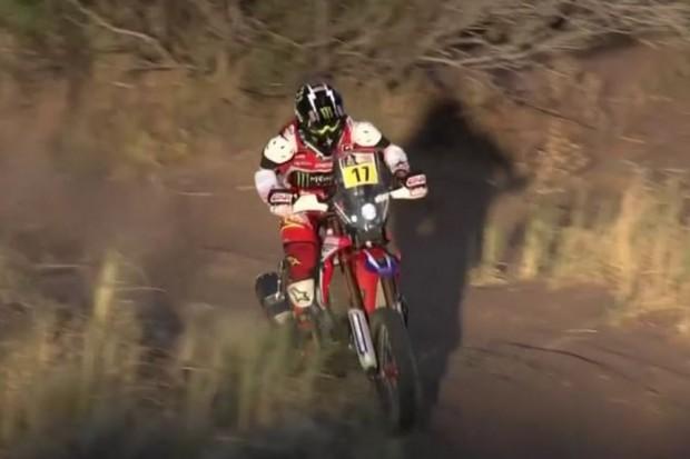 Gonçalves conquista sua primeira em etapas do Dakar