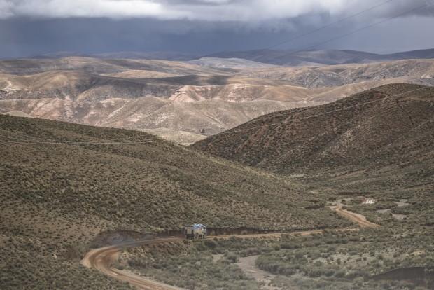 Altiplanos bolivianos: terrenos variados e clima  sujeito a mudanças bruscas (Foto: Red Bull Content Pool)