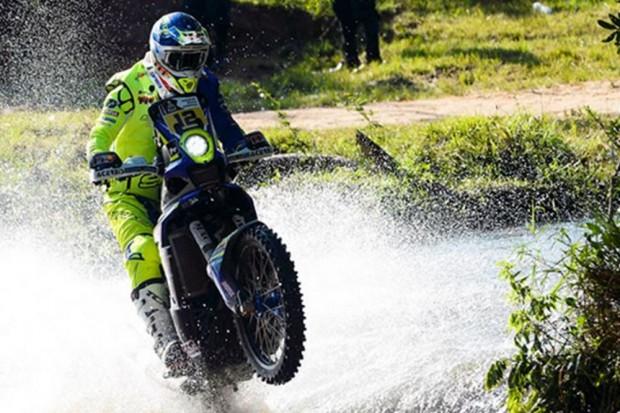 Juan Pedrero ficou com a vitória nesta primeira etapa (Foto: DPPI)