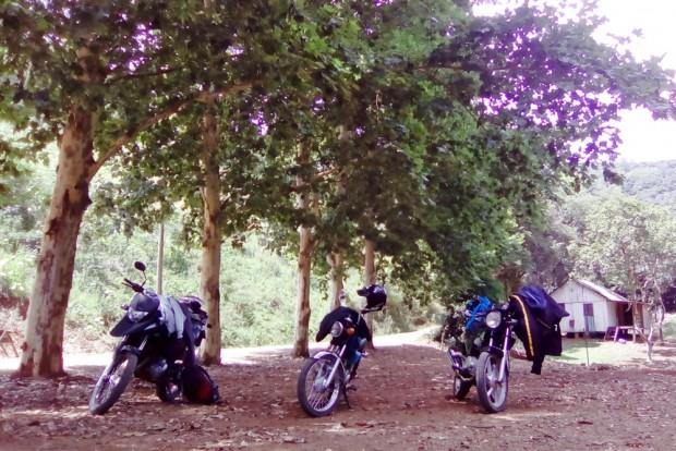 Viajar de moto pode render grandes histórias e rejuvenescer o espírito. Neste carnaval, monte seu 'moto-bloco' e não fique no sofá!