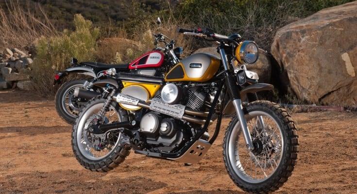 A moto num de seus ambientes preferidos