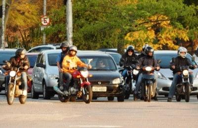 A decisão de enfrentar o trânsito é difícil e deve ser tomada com seriedade