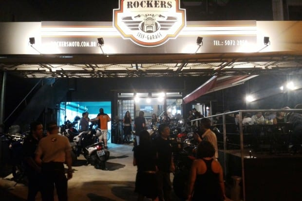 Rockers Self Garage