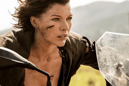 Milla Jovovich vive Alice em Resident Evil 6: O capítulo final