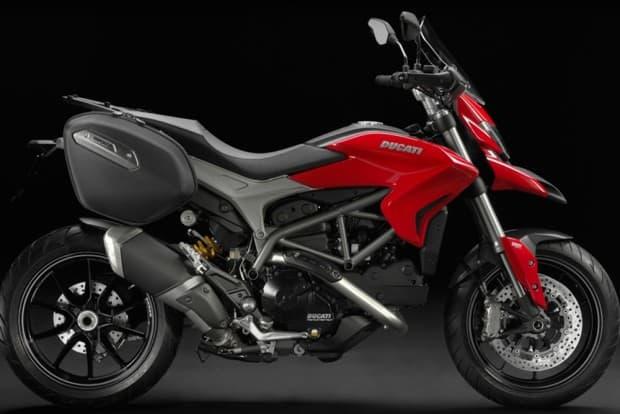 Hyperstrada está na lista de condições especiais oferecida pela Ducati