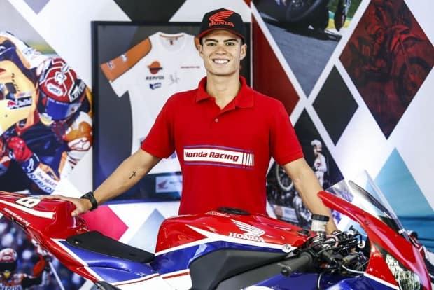 Campeão da categoria SuperSport do SuperBike Brasil, Eric Granado reforçará a equipe da motovelocidade