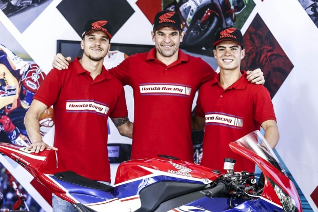 Faustino, Cachorrão e Granado. Este trio promete...