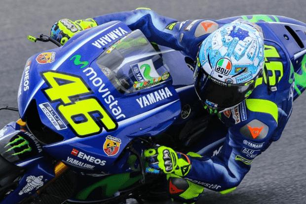 Valentino Rossi não mostrou sintonia com sua moto, amargando lugares de pouca expressão. Seu ex-companheiro, Lorenzo, esteve no mesmo barco