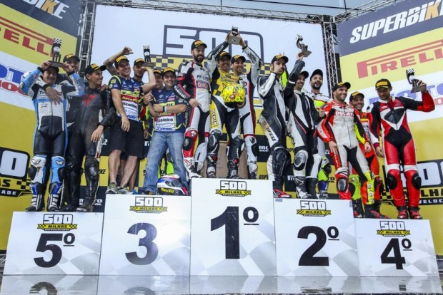 JC Racing Team vence as 500 Milhas de Motovelocidade 2017