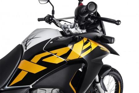 XRE 300 Adventure estará disponível apenas na versão standard