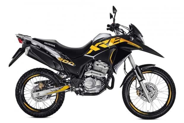 Nova Honda XRE 300 Adventure estará disponível nas concessionárias a partir de março
