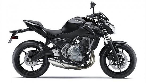 Nova Kawasaki Z 650 substituirá a ER6N