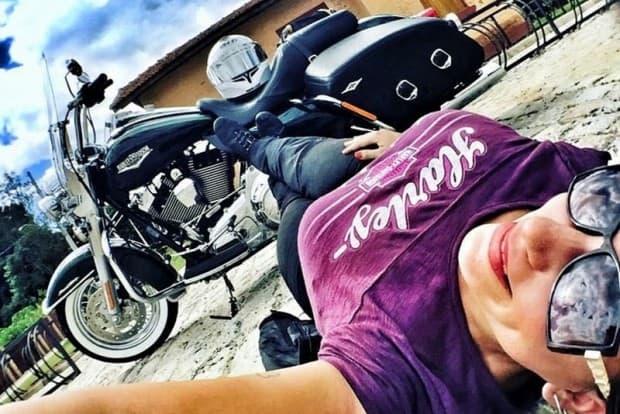 Ser Mulher Motociclista é Motonline