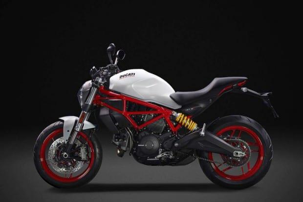 2b68377992a Ducati Monster 797 no Brasil e preço no exterior