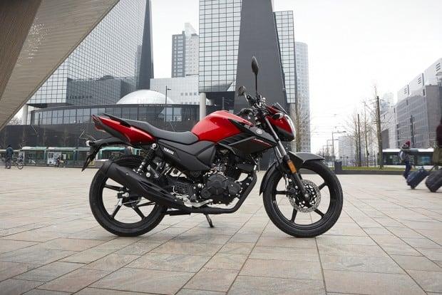 Nova YS 125 passa a ser vendida na Europa, aposentando a YBR 125 (que, por lá, já vendeu 150 mil unidades)