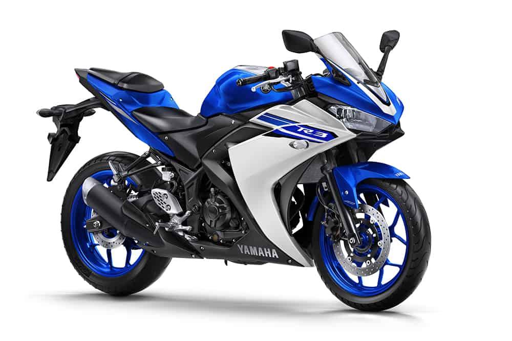 Yamaha R3...