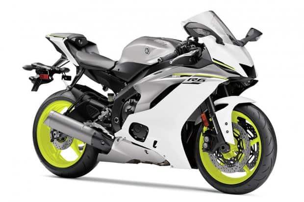 Nova Yamaha R6 2017 Sera Que Ela Chega Por Aqui Motonline
