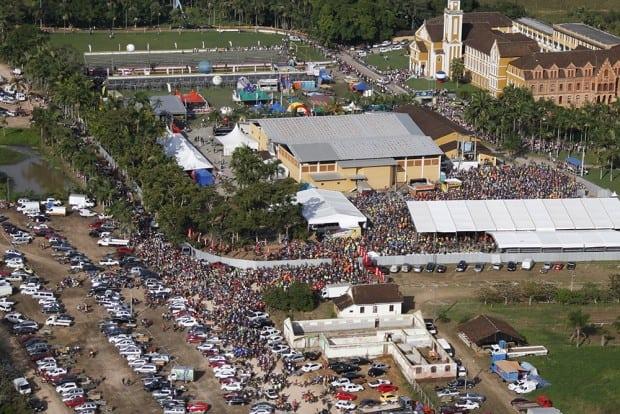 Evento é reconhecido pelo Guinness como o maior encontro de trilheiros do mundo