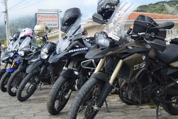 Motos Preparadas para encarar o Off Road