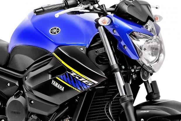 XJ6 chega como modelo 2018 com novas cores e grafismos