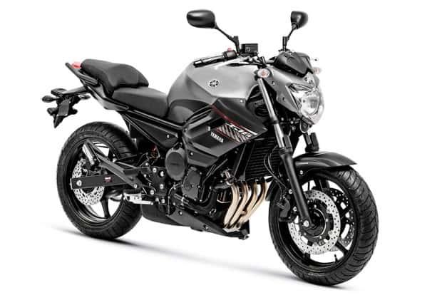 Matt Grey é uma das cores da nova Yamaha XJ6N