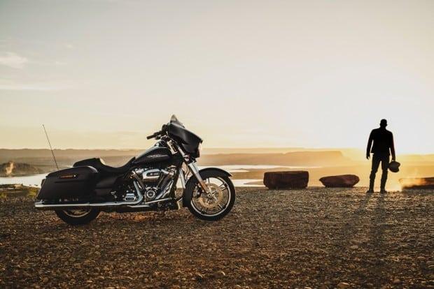 A Street Glide Special é outra Touring da Harley-Davidson alvo da campanha