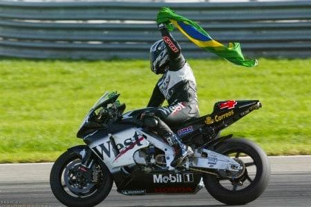 Alex Barros, pelo Mundial de Motovelocidade