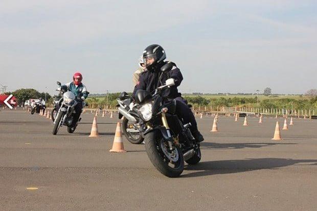 A nova habilitação para motos será dividida por cilindrada, em três subcategorias. Cada uma delas terá testes específicos