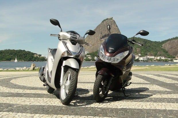 E aí, aquele papinho de que a PCX e a SH são motos praticamente iguais ainda não caiu por terra? Então leia a matéria