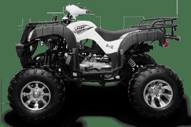Com 150cc e novidades nos conjuntos de suspensão e freios, quadriciclo da MXF tem preço sugerido de R$ 10.490,00