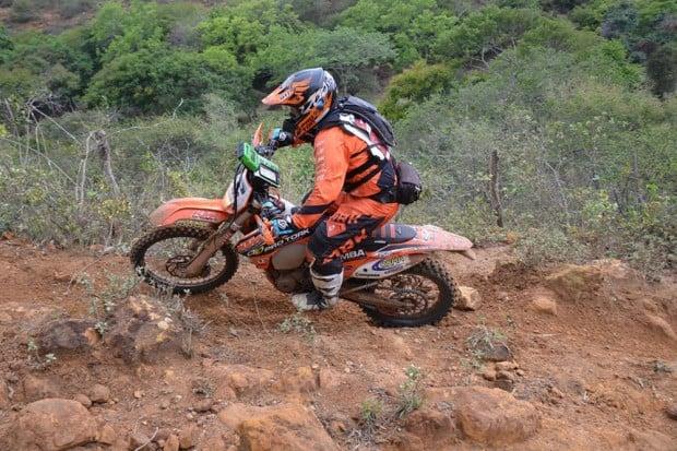 Rally Transbahia enfrentou cerca de 300 quilômetros - de pedreiras - no Nordeste brasileiro