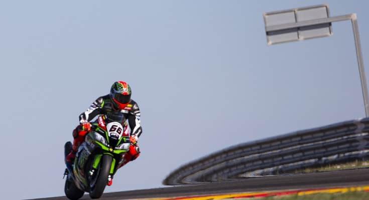 FIM Superbike World Championship Round 03, Aragon, Spain, 31-2 April 2017, Kawasaki, Tom Sykes