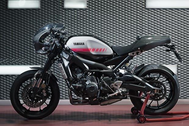 yamaha xsr 900 abarth a moto mais linda que voc ver hoje motonline. Black Bedroom Furniture Sets. Home Design Ideas