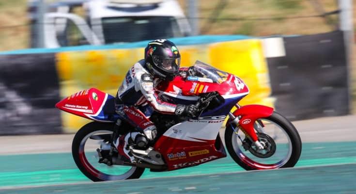 Honda Junior Cup é a categoria de base do motociclismo brasileiro