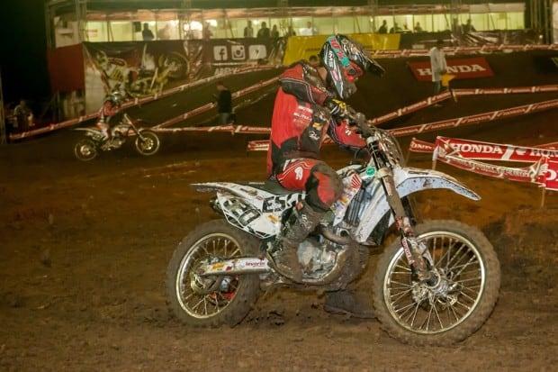 Representando a Honda, Jetro Salazar foi o segundo colocado