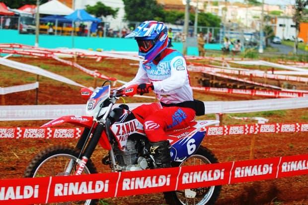 Bruno Martins venceu mais uma e segue invicto na classe E4