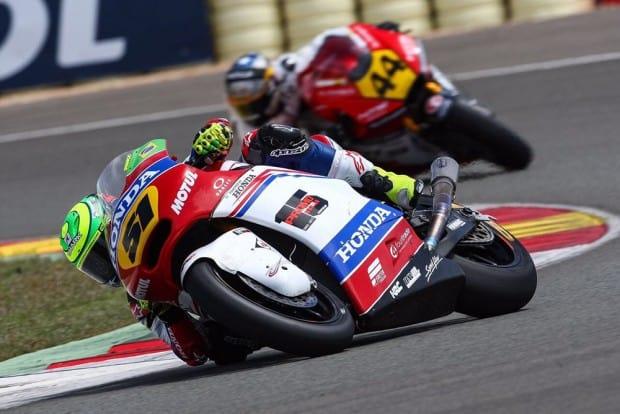 Eric Granado estreou a temporada 2017 do Europeu de Moto2 com um quinto lugar, conquistado na Espanha
