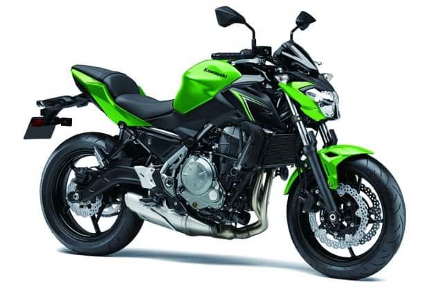 Lançamento da Kawasaki, a Z650 ABS chega às lojas já no próximo mês