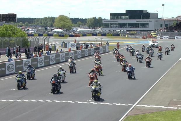 Na Moto2, sem novidades. Cinco provas e quatro vitórias para Franco Morbidelli