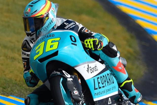 Em corrida que derrubou 17 pilotos em uma única curva, mais uma vitória para a conta de Joan Mir pela Moto3