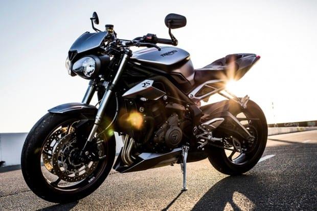 Através de uma força tarefa inglesa, a Triumph está prestes a iniciar o desenvolvimento de motocicletas elétricas