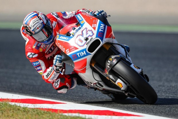 Segundo vitória consecutiva de Dovizioso coloca fogo na MotoGP
