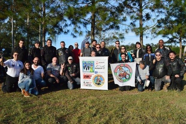 Retornando de um hiato, a quarta edição do Encontro Nacional resgatou a parceria com o Bando do Macaco, grupo de amigos que se conheceu através do Motonline