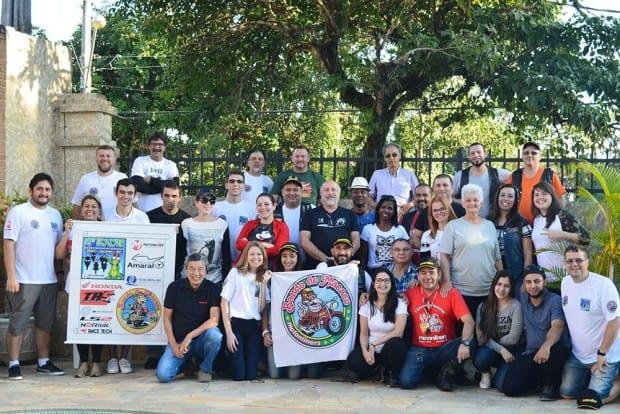 Evento reuniu participantes de estados como São Paulo, Paraná, Minas Gerais, Espírito Santo e Rio Grande do Sul. Mais do que um brinde à amizade, encontro destacou valores do motociclismo, como liberdade, diversão e responsabilidade