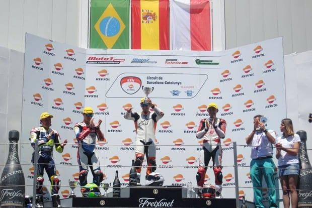 Após bom resultado em duas corridas, brasileiro Eric Granado reduz para 10 pontos a diferença para o primeiro colocado