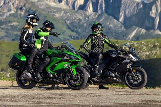 Kawasaki está ampliando sua linha sport 2018. Motos chegam às lojas em julho