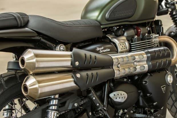 Motor fácil de pilotar, graças a linearidade na entrega de potência e torque em giros baixos